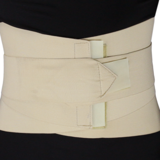 MB-2530S Abdominal Support Wrap with Metal Stays – (S: 29 - 34 inches)