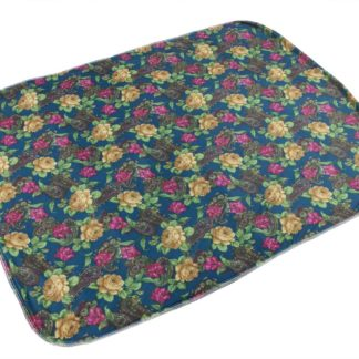 MC-1100N Reusable Absorbent Chair Pad – 70 x 90cm, Floral