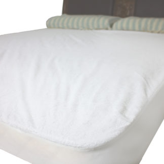 MC-5604 Mattress protection cover- terrycloth, incontinence mattress cover, washable