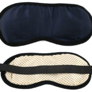 ME-1010C Eye Mask with Cooling Gel – Dark Navy