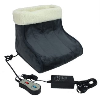 MF-2050 Massaging Electric Foot Warmer with Carbon Fiber Heating Element