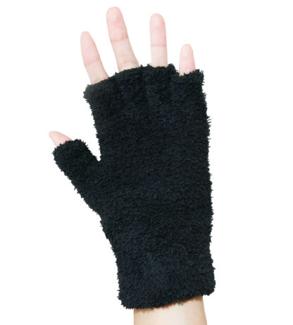 MH-1000 USB Warming Gloves with Carbon Fiber Heating Elements – Black