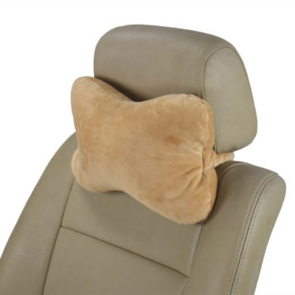 MN-5210 Micro-beads Headrest, Velour Cover