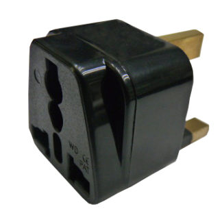 PD-0010UK EU to UK Traveling Adapter Plug