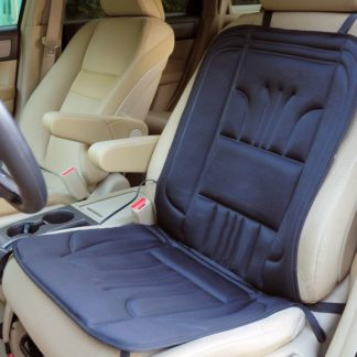 SH-4150 12V Heated Seat Cushion Cover, Standard Model with Premium Cigarette plug for Car, Automobile, Vehicle