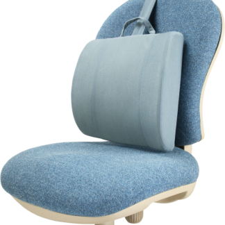 SU-3200 Pro-Lumbar Back Cushion with Weight Balancer